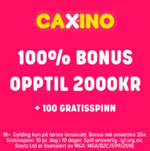caxinocasino bonus